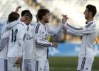 Álvaro lanza al Castilla hasta los puestos de playoff