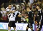 El Real Madrid se estrella en Mestalla ante un gran Valencia