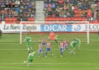 ¡Qué zapatazo de Xavi Torres para tumbar al Sporting!