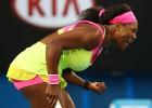 Serena no dio opción a Uytvanck en primera ronda