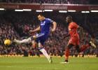 Liverpool y Chelsea empatan en la ida de las semifinales
