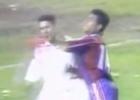 Las peores agresiones de la historia del fútbol español