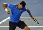 Djokovic, a la final tras un duro enfrentamiento con Wawrinka