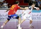 España cayó ante Francia y peleará por el tercer puesto