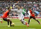 ¡Qué obra de arte de Karim Benzema para enmarcar!