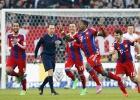 El Bayern consigue la primera victoria del año ante Stuttgart