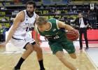 El Unicaja ejerce de líder ACB y elimina al Bilbao Basket