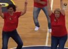 ¡Vaya coreografía se marcaron estas nuevas cheerleaders!