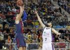 Hezonja levanta al Barça ante un Unicaja que lo tuvo cerca
