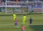 ¡Vaya mano se sacó Claudio Bravo para evitar el empate!