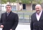 Laporta y Rosell declaran en la Ciudad de la Justicia
