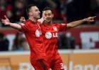 Goleada del Leverkusen antes de visitar al Atlético