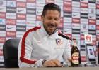 """Simeone: """"Ante el Madrid nos espera una gran eliminatoria"""""""