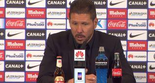 """Simeone: """"Torres vive del gol y lo necesitaba en la Liga"""""""