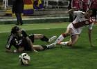 La patada de Amaya que dejó tocado a Bale en Vallecas