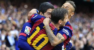 Vean todos los goles del Barcelona-Valencia
