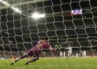 Cristiano falló el cuarto penalti con el Real Madrid en Liga