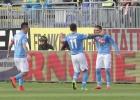 El Nápoles sigue en vena goleadora y arrasa al Cagliari