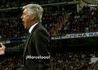 ¿Cuál fue el motivo del enfado de Ancelotti con Marcelo?