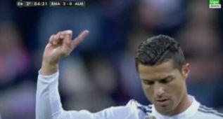 El noble gesto de Cristiano: negó ser el autor del 2-0