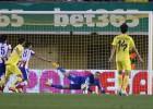 El gol cantado que evitó Oblak gracias a sus reflejos felinos
