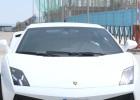 Keylor Navas luce Lamborghini y gritos a Khedira