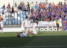 El Castilla empata a uno y se despide de Segunda División