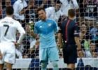 El engaño de Diego Alves a Cristiano: