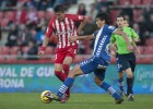 El Girona arrolla al Alavés y se asienta en el segundo puesto