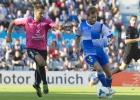 El Tenerife consigue una victoria clave ante el Sabadell