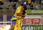Goleada de Las Palmas a un Barça B que corre peligro
