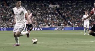 Las obras de arte de James con el Real Madrid el pasado año
