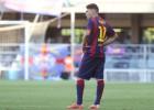 El Leganés golea al Barça B, descendido matemáticamente