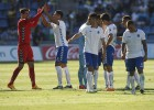 El Tenerife derrota al campeón y se salva del descenso