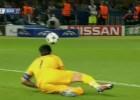 Buffon: de dos paradas de cine al fallo en el gol de Suárez