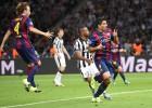 Así fue el gol de Luis Suárez que decidió la final de Berlín