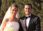 Así fue la boda de Pedro: rodeado de amigos del Barça