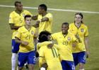 Grupo C: Brasil - Venezuela (2 - 1)