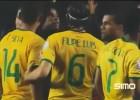Robinho y su duro reproche a Thiago Silva por el penal