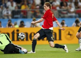 8 años del gol eterno de Torres en la Eurocopa de 2008