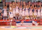 Serbia se proclama campeona de Europa al ganar a Francia