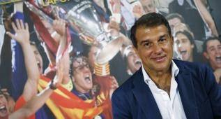 Laporta acusa al Gobierno del expediente de UEFA al Barça