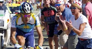 La gran gesta de Contador en el Tour fue en Verbier en 2009