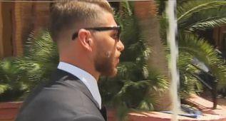 Sergio Ramos: ''No estoy negociando con nadie''