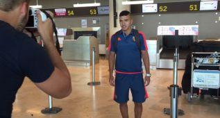 Bakkali ya es el nuevo centrocampista del Valencia
