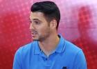 Andrés Fernández, nuevo jugador del Granada