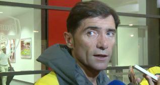 """Marcelino: """"Muy satisfecho con la imagen y trabajo del equipo"""""""