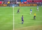 Los pases milimétricos de Pirlo en su esperado debut en la MLS