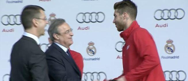 La prensa inglesa pierde la esperanza con Sergio Ramos