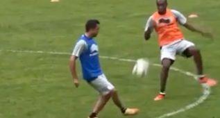 ¡Vean el primer gol de Xavi Hernández con el Al Sadd!